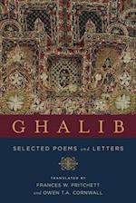 Ghalib (TRANSLATIONS FROM THE ASIAN CLASSICS)