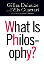 What Is Philosophy? (European Perspectives - A Series in Social Thought and Cultural Criticism)