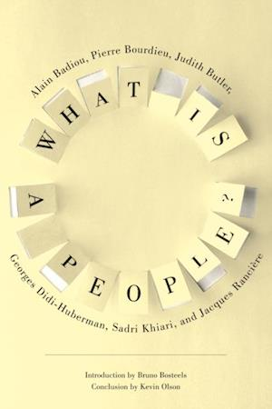 What Is a People? af Judith Butler