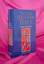 NJB Standard Edition Blue Cloth Bible (NJB Bible)