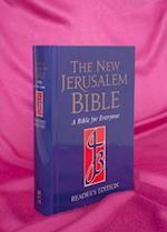 NJB Reader's Edition Cased Bible (NJB Bible)