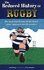 The Reduced History of Rugby af Tony Husband