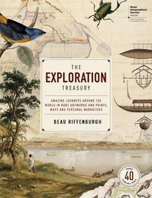 Bog, paperback The Exploration Treasury (RGS (with IGB)) af Beau Riffenburgh