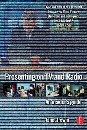 Presenting on TV and Radio