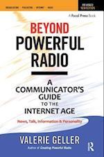 Beyond Powerful Radio