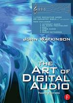Art of Digital Audio af John Watkinson