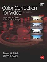 Color Correction for Video (Dv Expert Series)