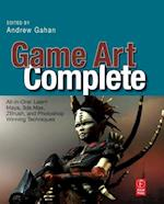 Game Art Complete, All-in-one