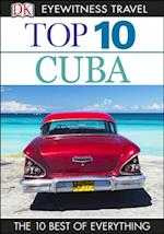 DK Eyewitness Top 10 Travel Guide: Cuba af Christopher Baker