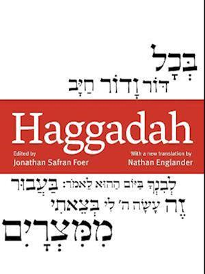 Bog, hardback Haggadah af Jonathan Safran Foer