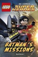LEGO DC Comics Super Heroes: Batman's Missions af Beth Davies