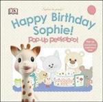 Sophie La Girafe Pop-up Peekaboo Happy Birthday Sophie! (Sophie La Girafe)