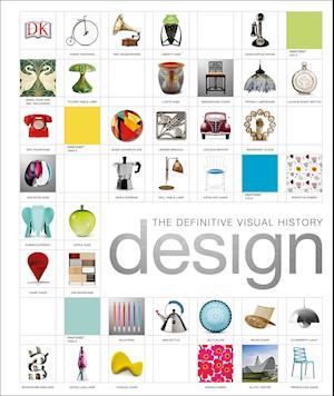 Bog, hardback Design af DK