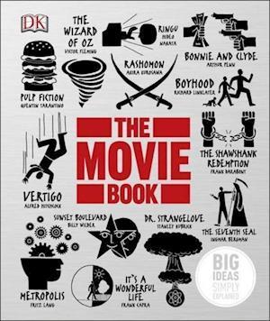 Bog hardback The Movie Book af DK