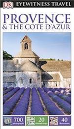 DK Eyewitness Travel Guide: Provence & the Cote D'azur af DK Publishing