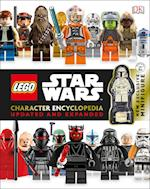 Lego Star Wars Character Encyclopedia Updated and Expanded af DK