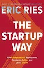 The Startup Way af Eric Ries