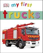 My First Trucks (My First Board Book)