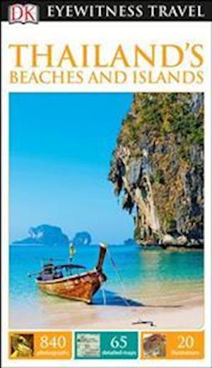 Bog, paperback DK Eyewitness Travel Guide Thailand's Beaches and Islands af DK Publishing