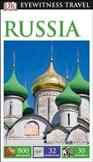 Bog, paperback Russia: Eyewitness Travel Guide af DK Publishing