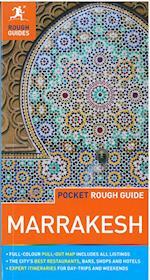 Pocket Rough Guide Marrakesh (Rough Guides, nr. 22)