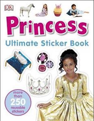Princess Ultimate Sticker Book