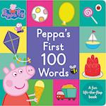 Peppa Pig: Peppa's First 100 Words (Peppa Pig)
