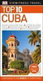DK Eyewitness Top 10 Travel Guide Cuba