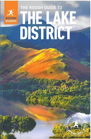 Bog, paperback The Rough Guide to the Lake District af Jules Brown