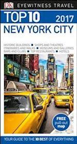 Top 10 New York City af DK Publishing