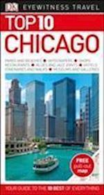 DK Eyewitness Top 10 Travel Guide Chicago (DK Eyewitness Top 10 Travel Guide)
