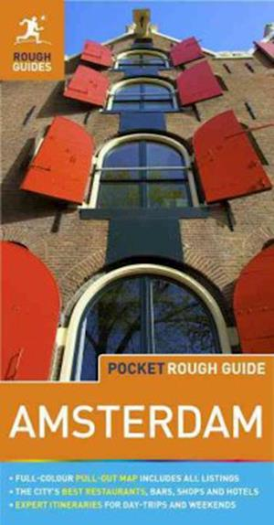 Bog, paperback Pocket Rough Guide Amsterdam af Rough Guides