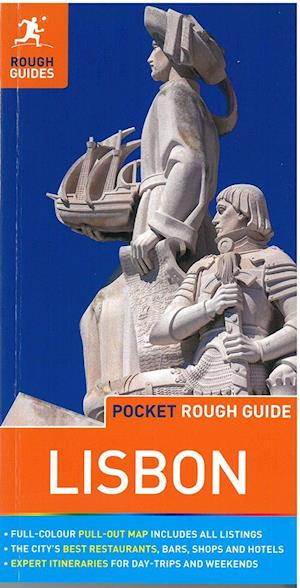 Bog, paperback Pocket Rough Guide Lisbon af Rough Guides
