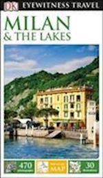 DK Eyewitness Travel Guide Milan & The Lakes
