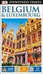 DK Eyewitness Travel Guide Belgium & Luxembourg