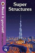 Super Structures - Read It Yourself With Ladybird Level 4