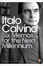 Six Memos for the Next Millennium af Italo Calvino