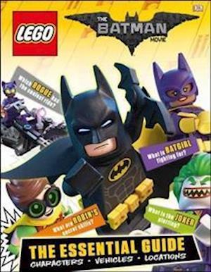 Bog, hardback The LEGO (R) BATMAN MOVIE Essential Guide af Julia March