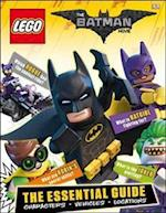 The LEGO (R) BATMAN MOVIE Essential Guide af Julia March