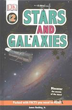 DK Reader: Stars and Galaxies (DK Readers. Level 2)