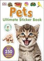 Pets: Ultimate Sticker Book