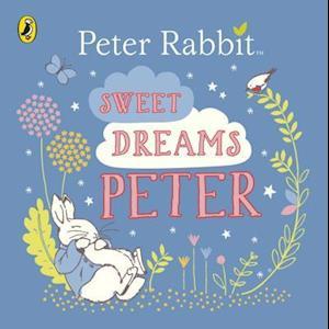 Bog, papbog Sweet Dreams, Peter!