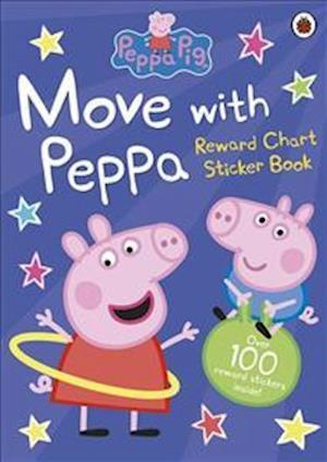 Bog, paperback Peppa Pig: Move with Peppa