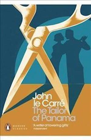 Bog paperback The Tailor of Panama af John Le Carre