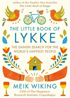 The Little Book of Lykke af Meik Wiking
