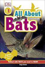 All About Bats (DK Readers. Level 1)