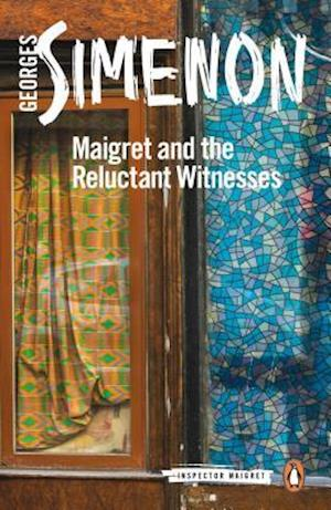 Bog, paperback Maigret and the Reluctant Witnesses af Georges Simenon