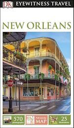 DK Eyewitness Travel Guide New Orleans (DK Eyewitness Travel Guide)