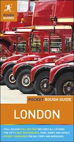 Pocket Rough Guide London (Rough Guide to..)