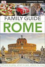 Eyewitness Travel Family Guide Rome